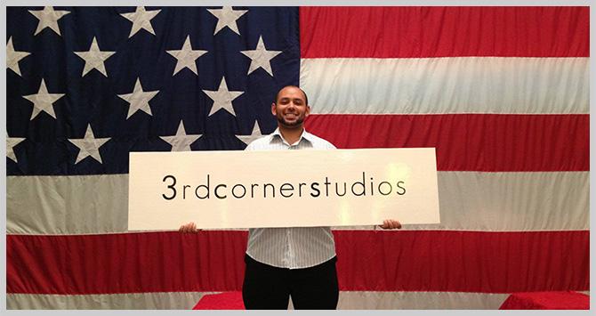 JP 3CS 3rd Corner Studios, An Official Sponsor of The US State Department